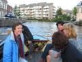 Havank praam-uitstap op het water 095