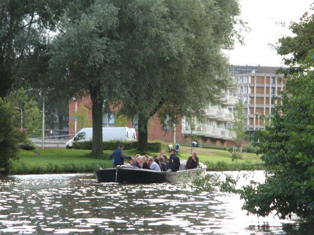Havank praam-uitstap op het water 082