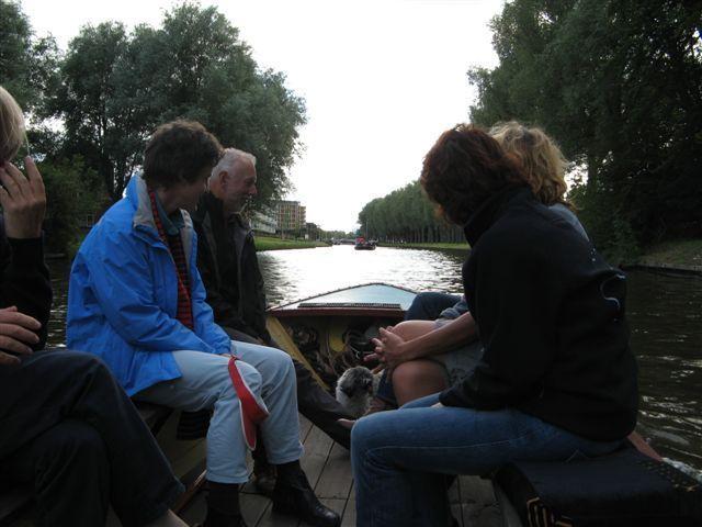 Havank praam-uitstap op het water 087
