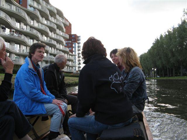 Havank praam-uitstap op het water 090