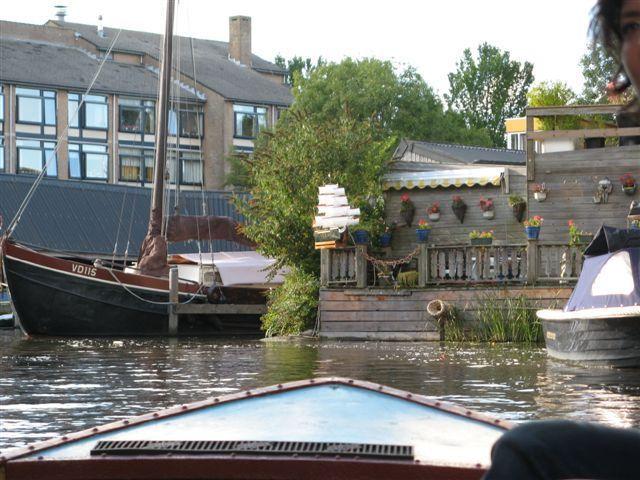 Havank praam-uitstap op het water 113