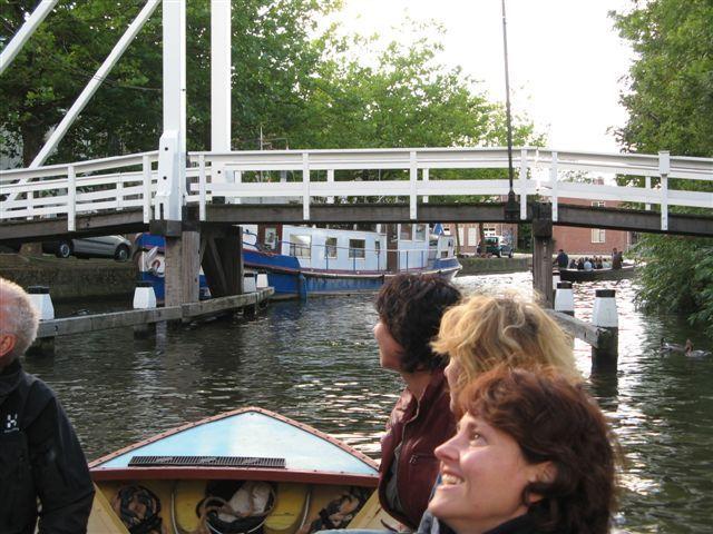 Havank praam-uitstap op het water 116
