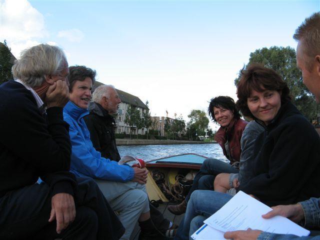 Havank praam-uitstap op het water 120