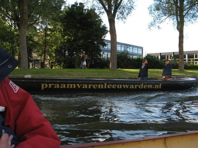 Havank praam-uitstap op het water 122