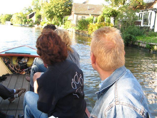 Havank praam-uitstap op het water 125