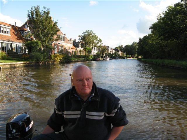 Havank praam-uitstap op het water 126