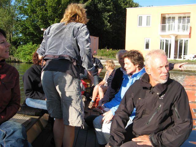 Havank praam-uitstap op het water 130